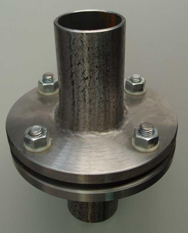 Изолирующее фланцевое соединение ИФС-250